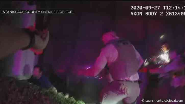 Stanislaus County DA: Officer-Involved Shooting Of Eloy Gonzalez Was Justified