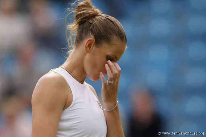 Viking International: Camila Giorgi ousts defending titlist Karolina Pliskova in 1R
