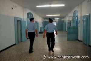 Emergenza carceri, la protesta della Polizia Penitenziaria - Canicatti Web Notizie