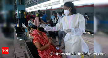 Coronavirus live updates: 'India reports 40 cases of Delta Plus variant of Covid-19' - Times of India