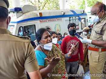 Odisha registers 3,456 new coronavirus cases, 46 fresh fatalities - Business Standard