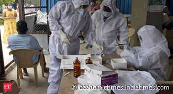 Coronavirus India updates: 50848 new cases reported in last 24 hrs, lowest in 82 days - Economic Times