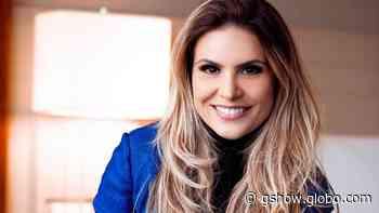 Aline Barros escolhe Curitiba para gravar novo projeto e comenta: 'Cidade que mora em meu coração' - gshow