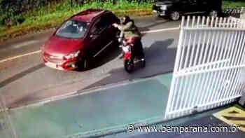 Mulher é executada com mais de 10 tiros por motociclista em Curitiba. Veja video - Bem Paraná - Bem Paraná