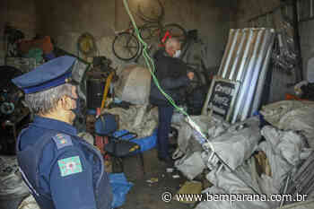 Prefeitura de Curitiba faz operação e rastreia receptação de material furtado de equipamentos públicos - Bem P - Bem Paraná