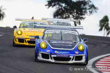 Leo Sanchez à Porsche Cup com vitória em Curitiba pelo Endurance Brasil - F1Mania
