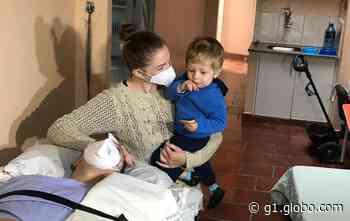 Após 10 dias, motoboy atingido por carro em Curitiba recebe alta do hospital: 'Sensação de alívio' - G1