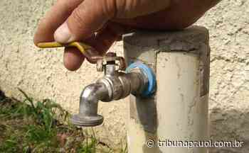 Falta de água em Curitiba e região nesta terça-feira (22/06) - Tribuna do Paraná