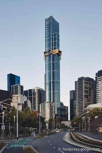 Australia 108 / Fender Katsalidis Architects