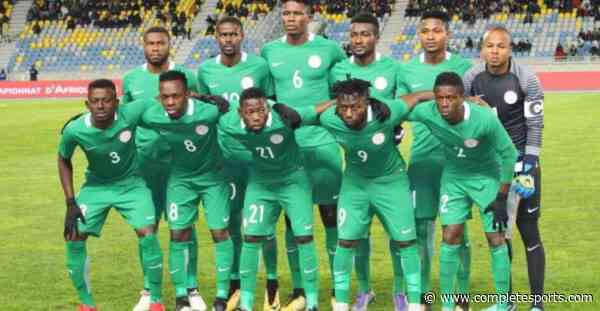 Home-based Eagles Commence Preparation For Mexico Friendly Wednesday