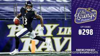 Audio icon #298: Devin Duvernay Joins The Lounge - BaltimoreRavens.com