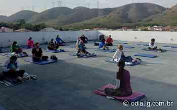 Dia Internacional do Yoga: professora de Volta Redonda destaca benefícios da prática milenar   Volta Redonda   O Dia - O Dia