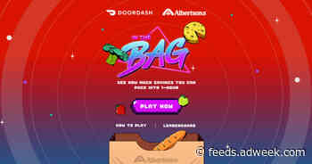 Shoppers Can Score Big Savings With DoorDash and Albertsons' New Video Game