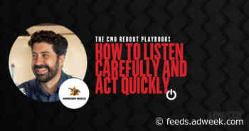 How to Listen Carefully and Act Quickly