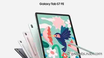 Samsung Galaxy Tab S7 FE, Galaxy Tab A7 Lite Go on Sale in India: Price, Sale Offers, Specifications