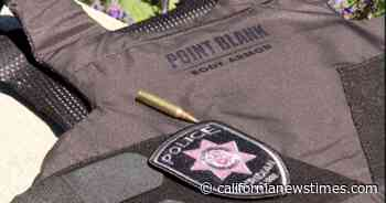 Idaho officer's bulletproof vest helps her discover breast cancer - California News Times