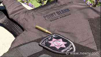 KIVI: Officer's Bulletproof Vest Helps Find Stage 2 Breast Cancer - Newsy