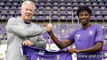 Abraham Okyere: Beerschot V.A seal signing of Ghanaian teenager