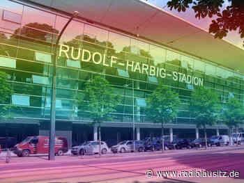 Rudolf-Harbig-Stadion will Flagge zeigen - Radio Lausitz