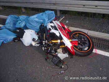 Tödlicher Motorradunfall in Ruppertsgrün - Radio Lausitz