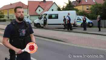 Schwerpunktkontrolle Alkohol und Drogen: Polizei inspiziert 900 Fahrzeuge in Oberspreewald-Lausitz und Dahme-Spreewald - Lausitzer Rundschau