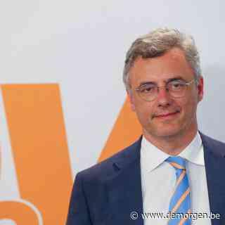 Peiling: Joachim Coens (CD&V) is minst populaire partijvoorzitter van Vlaanderen