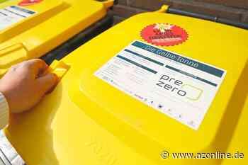 Verteilung der Tonnen abgeschlossen: Gelbe Säcke werden nicht mehr mitgenommen - Sendenhorst - Allgemeine Zeitung