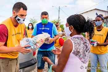 O voluntariado como um importante pilar para redução da desigualdade - Exame Notícias