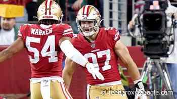 49ers' Nick Bosa, Fred Warner named to NFL.com's All-Under-25 Team