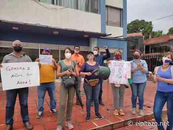 Vecinos de Acarigua protestan por fallas en el suministro de agua - El Pitazo