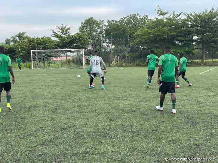 Home-based Eagles Commence Preparation For Mexico Friendly