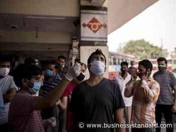 Jharkhand reports 110 new coronavirus infections, 2 fresh fatalities - Business Standard