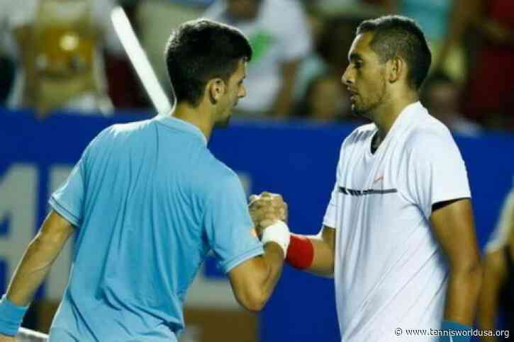 'Novak Djokovic doesn't want to face Nick Kyrgios in Wimbledon R1,' says Newcombe