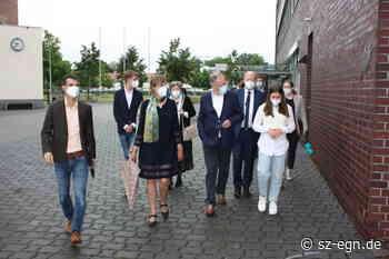 Besuch des Ministerpräsidenten am Evangelischen Gymnasium Nordhorn – EGN SZ - EGN SZ