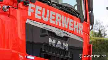 Klimaanlage fällt aus: Feuerwehr kühlt Impfzentrum in Fritzlar - RND
