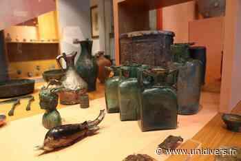 Visite libre du musée Juliobona, le musée gallo-romain de Lillebonne Juliobona,musée gallo-romain de Lillebonne samedi 18 septembre 2021 - Unidivers