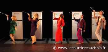 Lillebonne. Un quintette vocal délirant à Juliobona - Le Courrier Cauchois
