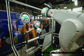 Rise in numbers for women in engineering