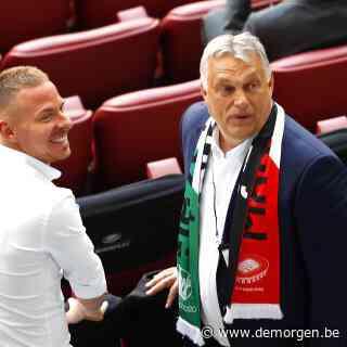 In het Hongarije van ome Orbán doet men aan echtemannensporten als gewichtheffen en schaapwerpen