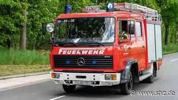Rauchmelder piepte stundenlang: Falschparker und Fehlalarm: Feuerwehr Tornesch rückt vergeblich aus   shz.de - shz.de