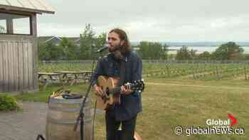 Global News Morning Live from Wolfville prize winner + live performance | Watch News Videos Online - Globalnews.ca