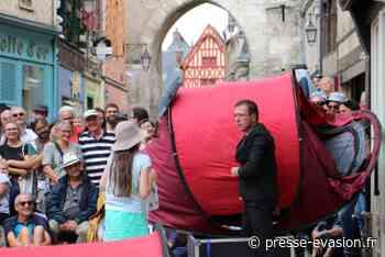 L'été sera « show » à Auxerre : un programme éclectique et ludique à faire pâlir ceux partis en vacances ! - PRESSE EVASION