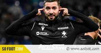 Mickaël Le Bihan tacle l'AJ Auxerre après son départ pour Dijon - SO FOOT