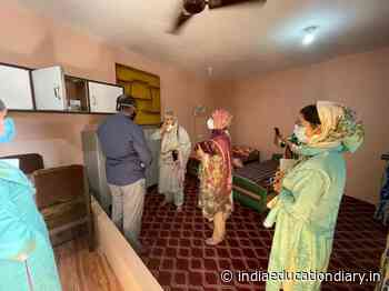 e Mission Director (MD) ICPS conducts surprise visit to Child Care Homes in Srinagar - India Education Diary