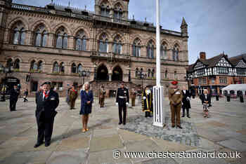 Cheshire West and Chester Council shows support for Armed Forces Week - The Chester Standard