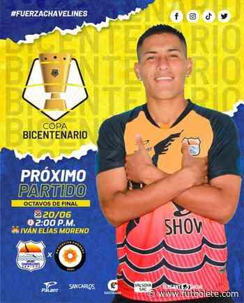 Ver en vivo Chavelines vs Deportivo Coopsol por los octavos de final de la Copa Bicentenario de Perú - Futbolete