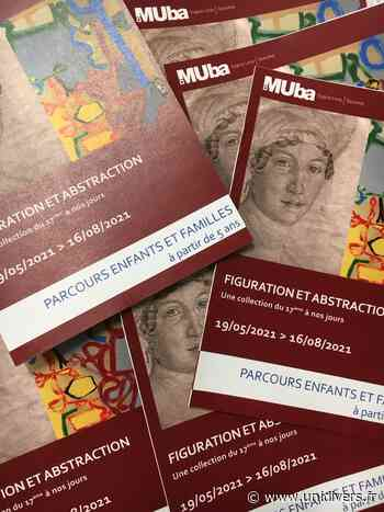 Parcours enfants & familles MUba Eugène Leroy samedi 3 juillet 2021 - Unidivers