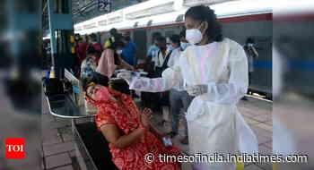 Coronavirus live updates: Centre writes to Maharashtra, MP, Kerala over Delta+ variant - Times of India