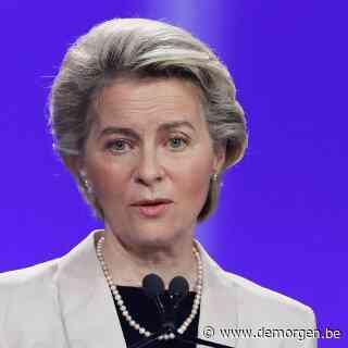 ► Commissievoorzitter Von der Leyen scherp: 'Hongaarse wet is een schande'