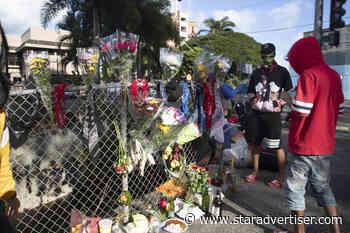Micronesian ambassador hopes Iremamber Sykap killing elicits less violence